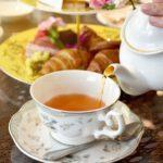 Kännchen Tee