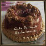Cappuccino- oder Mokkatorte* (Ø28cm)